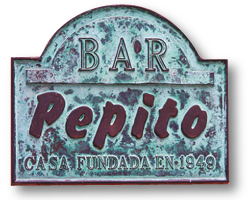 Casa Pepito fundada en 1949