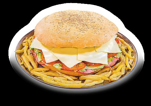 Super Hamburguesa Casa Pepito