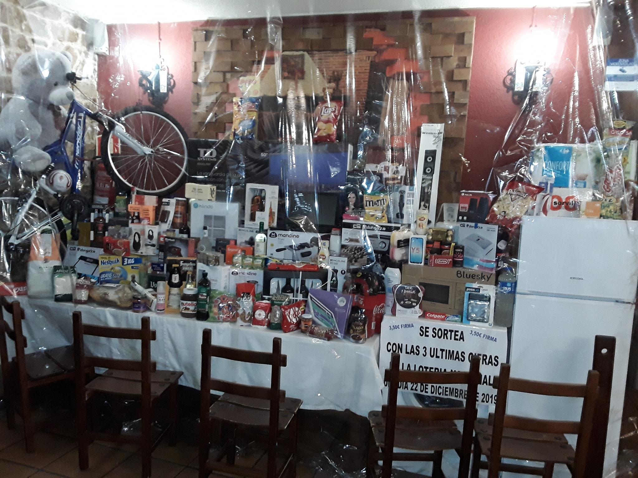 Cesta navidad Casa Pepito